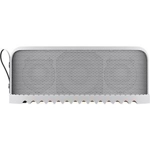 Jabra White SOLEMATE Portable Bluetooth Speaker