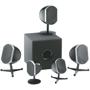 Focal JMlab 5.1 Bird / Little Bird / Cub3 - 5.1 Home Theater Package - Black