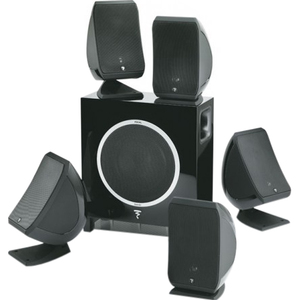 Focal JMlab 5.1 Bird and Sub Air - 5.1 Home Theater Package