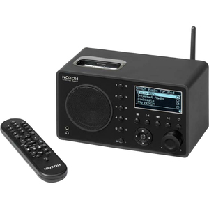 TerraTec Internet Radio/Network Audio Player with iPod Dock/FM Radio
