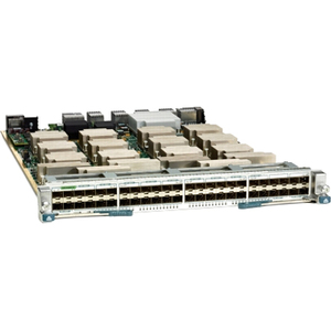 CISCO N7K-F248XP-25E 48-Port 1- and 10-Gigabit Ethernet