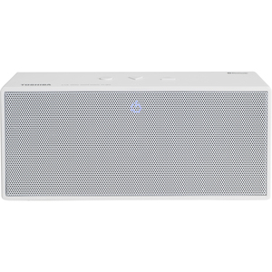 Toshiba Portable Wireless Stereo Speaker TY-SP3EU(W)