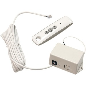 Draper ILT RF Transmitter/Receiver (White)
