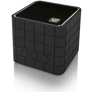 V7 Mobile Bluetooth Speaker 2W - Black