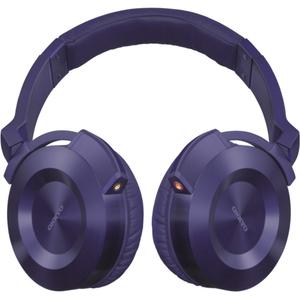 Onkyo ES-FC300(V) On Ear Headphones (Violet)