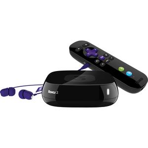 Roku Network Audio/Video Player