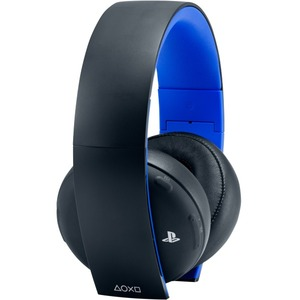 Sony PlayStation Gold Wireless Headset (Black)