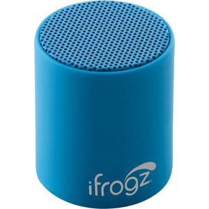 ifrogz Coda POP Bluetooth Speaker Blue Raspberry