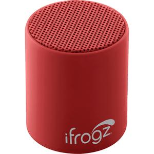 ifrogz Coda POP Bluetooth Speaker Black Cherry