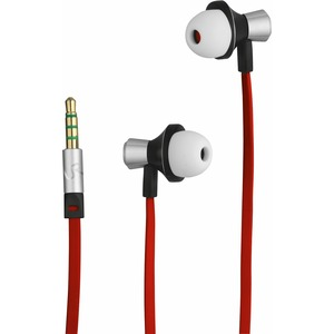 Trust Cabo In-ear Headphone - Red