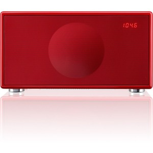 Geneva Lab Sound System Model M / Red
