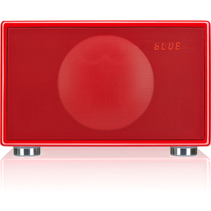 Geneva Lab Sound System Model M Wireless / Red