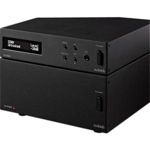 Audiolab LAB Q-DAC Digital to Analog Audio Converter