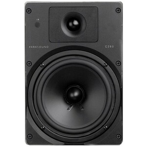 Parasound Products C Series C260 In-Wall Speaker