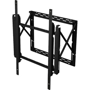 Peerless-AV SmartMount DS-VW795-QR Wall Mount for Flat Panel Display Black DSVW795QR