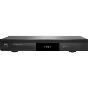 NAD T 567 Network Blu-ray Disc Player
