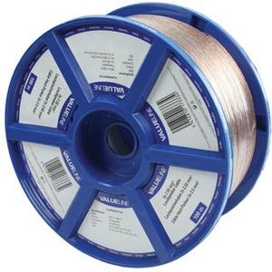 Valueline Loudspeaker cable transparent 2x 4.0 mm² 100 m