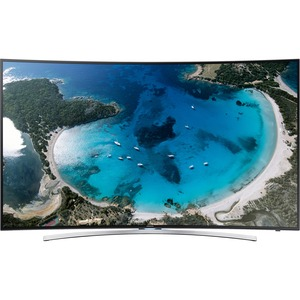 "Samsung UE55H8000STXXU 55"" H8000 Series 8 Smart 3D Curved Full HD LED TV"