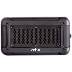 Veho VXS-001-BLK - 360° Vecto Wireless Water Resistant Speaker - Black