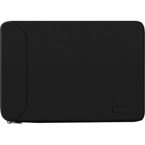 Incipio+Asher+Carrying+Case+(Sleeve)+for+15%22+MacBook+Pro%2c+Ultrabook%2c+Notebook+-+Black+-+Water+Resistant%2c+Bump+Resistant%2c+Scratch+Resistant%2c+Wear+Resistant%2c+Tear+Resistant+-+Nylon%2c+Faux+Fur+Interior+x+10.8%22+Width+x+1.3%22+Depth
