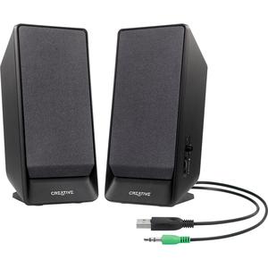Creative USB-Powered 2.0 Desktop Speakers
