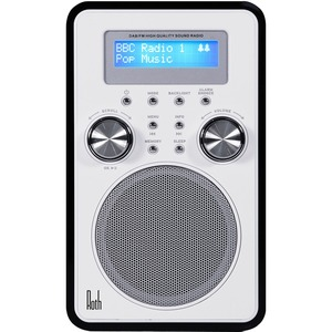 Roth DBT-001 DAB+/FM/Bluetooth Radio