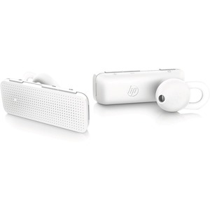 HP Wireless Mono Headset H3200 White
