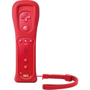 Nintendo Wii Wireless Remote Plus Controller - Mario Themed