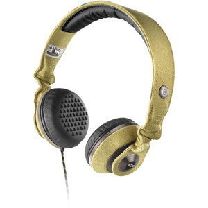 Marley Riddim On-Ear Headphones