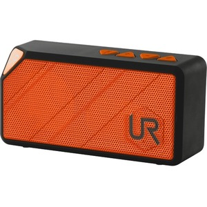 Urban Revolt Yzo Bluetooth Wireless Speaker - Orange