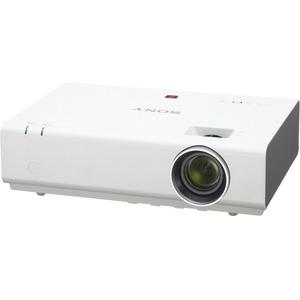 Sony 3,200 Lumens WXGA Portable Projector with Wireless Connectivity