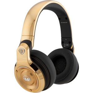 Monster Cable 24K Over-Ear Headphones By Monster