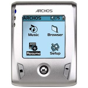 Archos Gmini XS200 20GB MP3 Player