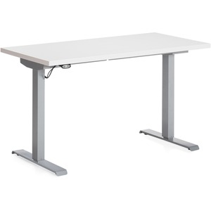 TABLE,HEIGHT ADJUSTABLE, POWERED,24X48,WHITE
