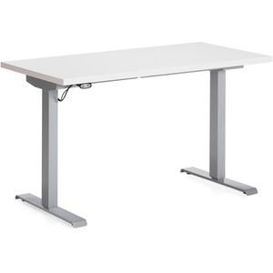 TABLE,HEIGHT ADJUSTABLE, POWERED, 30X60,WHITE