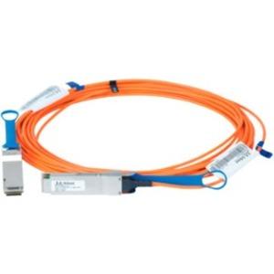 Mellanox 20M QSFP Active Fiber Cable, IB EDR
