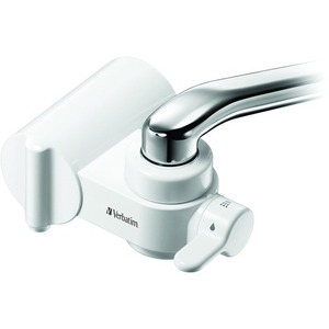 Verbatim Water Filtration System Faucet Mount
