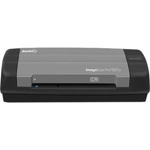 Ambir ImageScan Pro 687ix Sheetfed Scanner - 600 dpi Optical - Duplex - USB