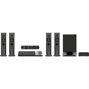 Sony Blu-ray Home Cinema System with Bluetooth BDV-N7200W