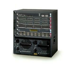 CISCO WS-C6506-E 6506-E Switch Chassis
