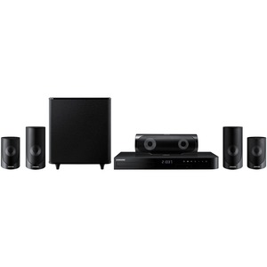 Samsung HT-J5500 5 Speaker 3D Blu-ray & DVD Home Theater System