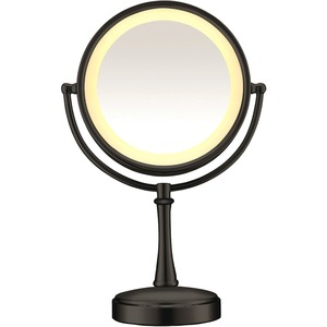 Conair Touch Control Lighted Mirror Matte Black BE87MB