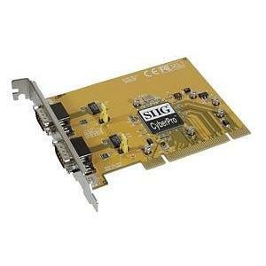 Siig Jj-p29012 Cyberserial Dual 950 Serial Adapter