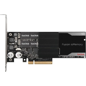 SanDisk Fusion ioMemory SX350 SX350-1300 1.25 TB Internal Solid State Drive - PCI Express - 2.80 GB/s Maximum Read Transfer Rate - 1.30 GB/s Maximum Write Transfer Rate - Plug-in Card