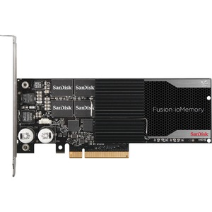 SanDisk Fusion ioMemory SX350 SX350-1600 1.60 TB Internal Solid State Drive - PCI Express - 2.80 GB/s Maximum Read Transfer Rate - 1.70 GB/s Maximum Write Transfer Rate - Plug-in Card