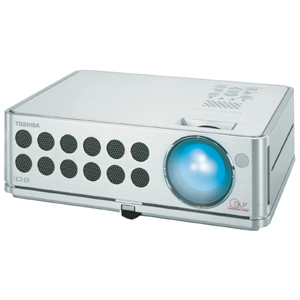 Toshiba d2 Mobile Projector