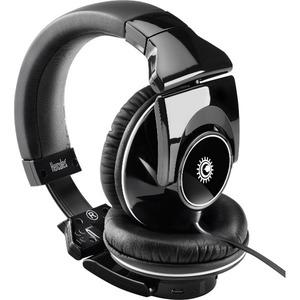 Hercules HDP DJ Light-Show ADV DJ Headphones with Light-Show Pulsing On the Beat