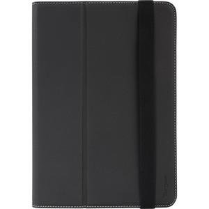 Targus Versavu THZ614GL Carrying Case (Folio) for iPad Air, iPad Air 2 - Black - Drop Resistant Interior - Polycarbonate