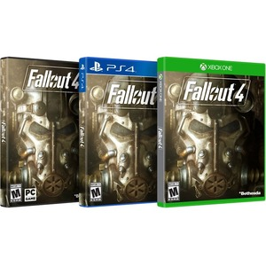 Bethesda Fallout 4 - Role Playing Game - DVD-ROM - PC