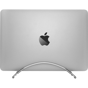 Twelve South BookArc for MacBook   Space-saving vertical desktop stand for Apple notebooks silver 121505